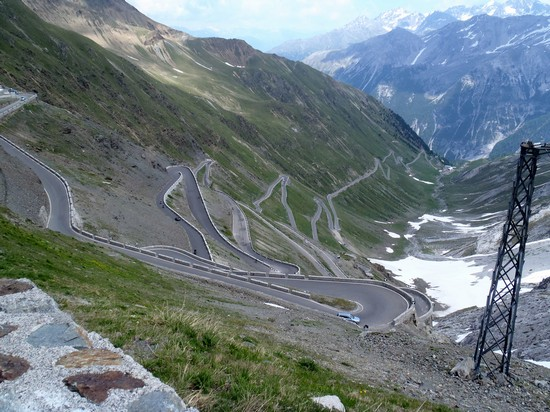 Doc Lecco 4 Passi in Compagnia …. Road to Stelvio